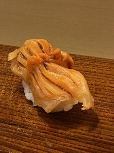 赤貝の見本